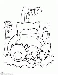 Mega Pokemon Snorlax Coloring Page Sketch sketch template
