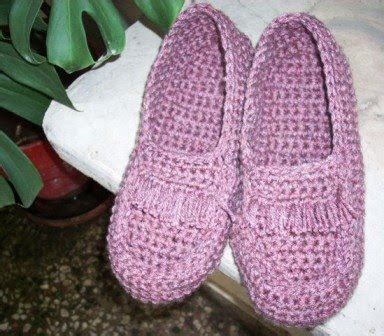 crochet moccasin slippers umme yusuf crocheted moccasin