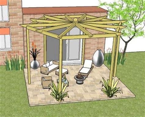 lean to pergola kits hexagonal pergola plans studio design gallery best design