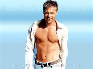 Brad Pitt Naked X Brad Pitt Gets Naked