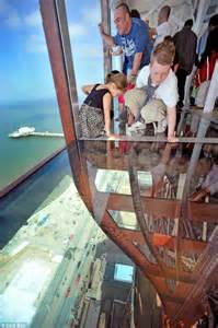 Cinema Floor Plans don t look down blackpool tower reopens after multi