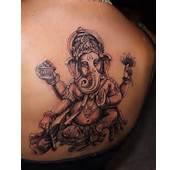 Ganesha Tattoo – Picture At CheckoutMyInkcom