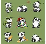 Pandas  Cartoon Photo 28525548 Fanpop