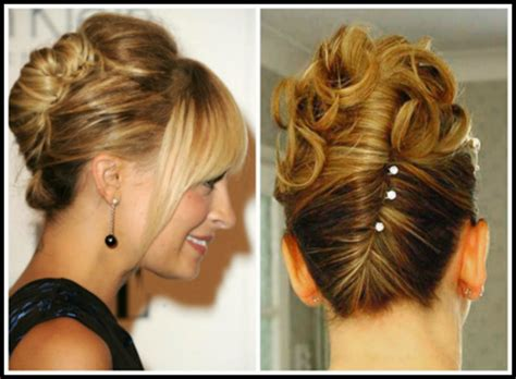 hair up hairstyles for fine hair latest easy updos for thin hair hairstyles blog