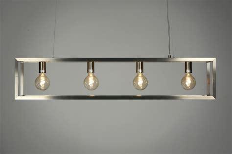 Esszimmer Len Design by Eettafel L Hang Stalen Frame Hangl 87313 Modern