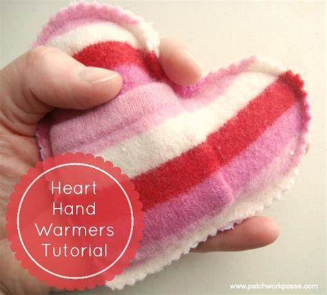 pattern sewing hand warmers free pattern friday 8 free sweetest day patterns