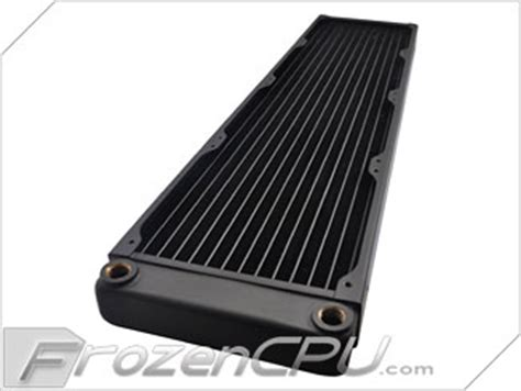 Low Profile Water Radiators Xspc Ex560 140mm Low Profile Split Fin Radiator