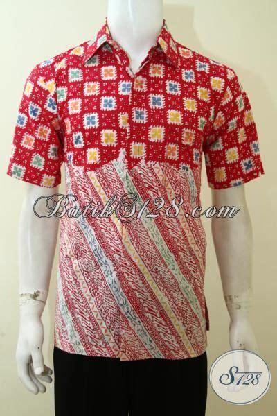 Baju Pesta Anak Keren hem batik dua motif baju batik keren anak muda busana batik pesta dan hangouts proses cap