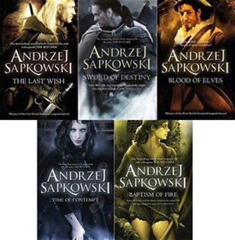 Pdf Sword Destiny Witcher Andrzej Sapkowski by Andrzej Sapkowski 5 Book Set Collection Witcher Series