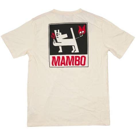 Tshirt Mambo 07 let s mambo with kwanten