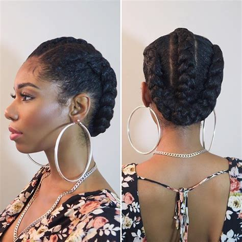 Natural Hair Big Braids | the 25 best big cornrows ideas on pinterest big cornrow