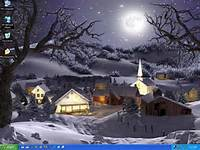 Winter Wonderland 3D Animated Wallpaper 46  Screensavers And