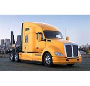 Kenworth T300 Refrigerated Reefer Truck Carrier Air Ride