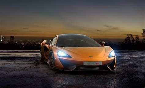 mclaren 570s coupe launches sports series at new york auto