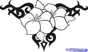 Cool simple designs to drawhow to draw flower designs step by step