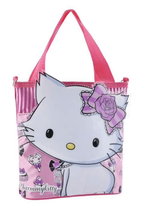 Charmmy Tote Bag 11 best hello images on hello