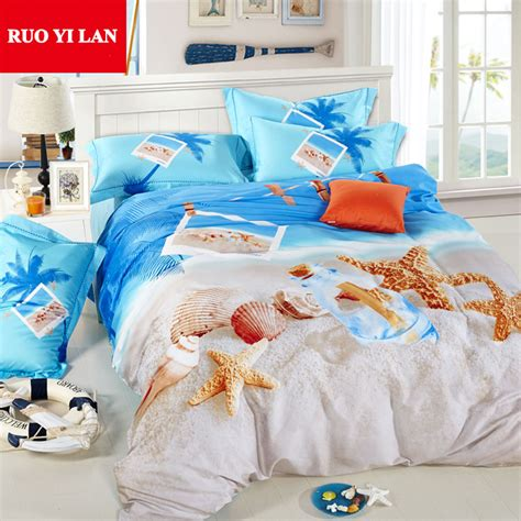seashell bedding sets popular seashell comforter buy cheap seashell comforter