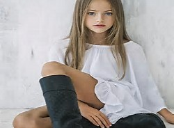 Most Beautiful Kristina Pimenova