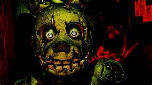 Five night at freddy s 3 spring trap by thesitcixd on deviantart