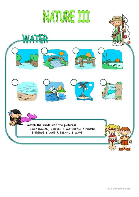 Save Water Worksheets For Kindergarten by Water Worksheets For Kindergarten Adding Worksheets For