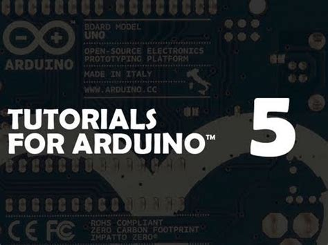 Tutorial For Arduino | tutorial 05 for arduino motors and transistors youtube