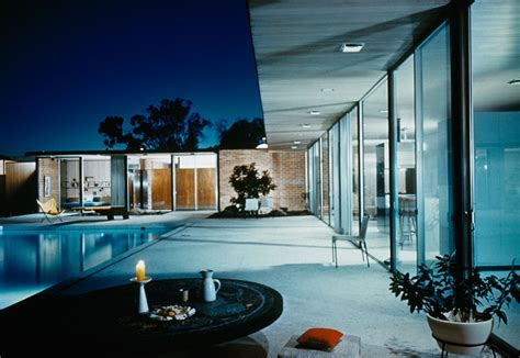 Case Study House #17: Mid Century Modern Meets Hollywood