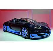 2012 Bugatti Veyron Grand Sport Vitesse  Auto Cars Concept