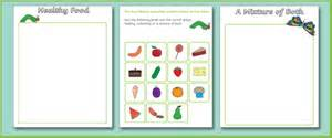 The very hungry caterpillar healthy eating sorting game 3 jpg