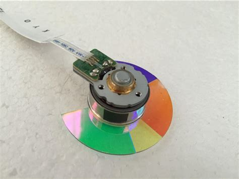 Colour Wheel Vivitek D825es wholesale original dlp projector color wheel for vivitek d929tx color wheel projector