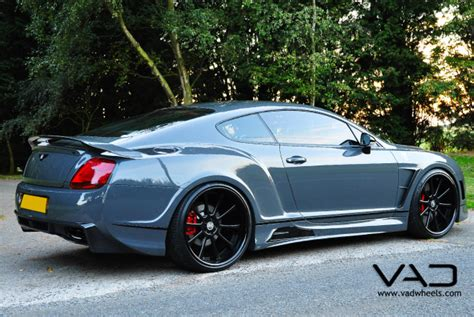widebody bentley vad north america rollin art
