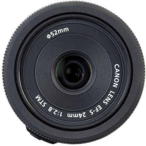 Canon Lensa Ef S 24mm F 2 8 Stm canon ef s 24mm f 2 8 stm lens
