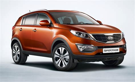 Kia Sportage Images Car And Driver