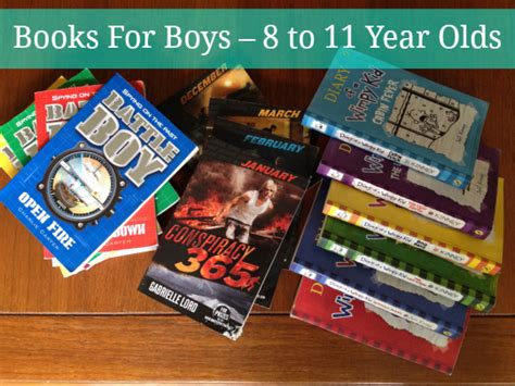 picture books for 8 year olds books for boys 8 to 11 year olds planning with