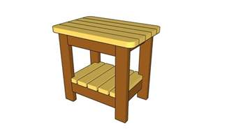 Outdoor Patio Table Plans Outdoor Small Table Plans Plans Free