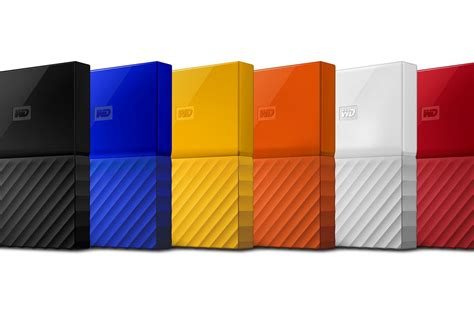Hardisk Wd Passport 1 western digital s drives an all new look and can