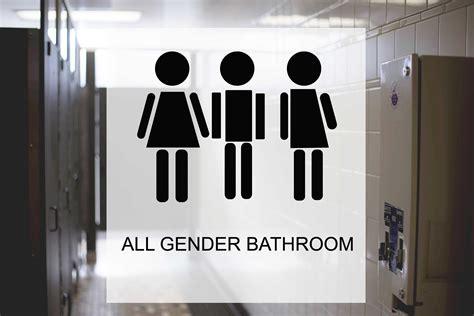 same gender bathrooms trump the skyline view