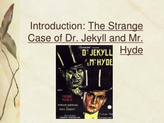 strange case of jekyll and hyde themes ppt dr jekyll and mr hyde powerpoint presentation id