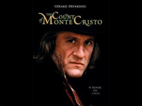 gerard depardieu the count of monte cristo le comte de monte cristo 1998 g 233 rard depardieu youtube