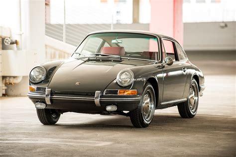 Porsche Number by 1966 Porsche Number Matching Original 17k Mint With Coa