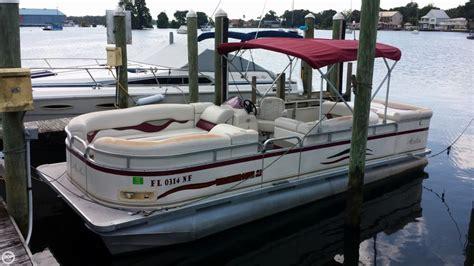 pontoon boats for sale hudson florida 2006 used avalon windjammer c elite 22 pontoon boat for