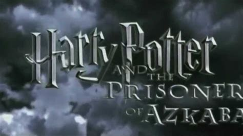 libro harry potter y el harry potter y el prisionero de azkaban trailer espa 241 ol youtube