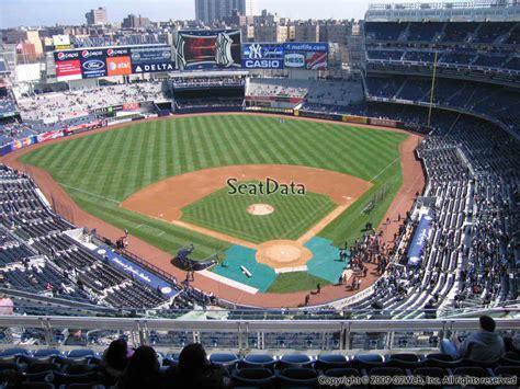 yankee stadium section 420 new york yankees yankee stadium section 420c