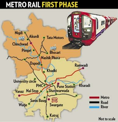 Metro Cities In India Essay by Pune Metro Will It Become Reality Hill Post