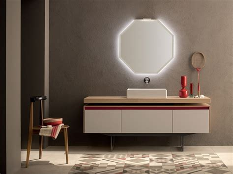 Arredo Bagno Rab by Vanity Unit With Drawers 28 Rovere Nodato By Rab Arredobagno