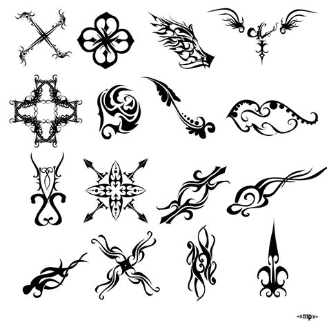 free tattoo designs for men to download some design iii by mptribe on deviantart