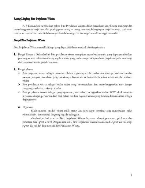 Contoh Surat Perjalanan Bisnis by Contoh Bisnis Plan Biro Perjalanan Wisata Contoh U