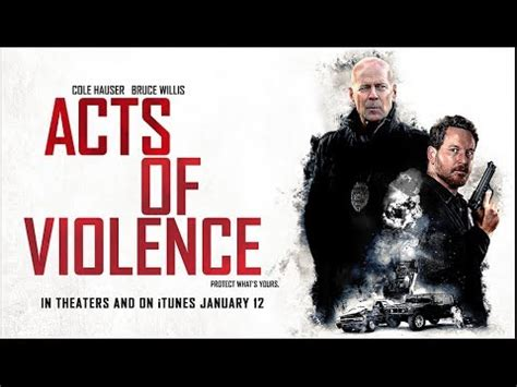 Acts Of Violence 2018 Original acts of violence trailers 2018 lionsgate premiere