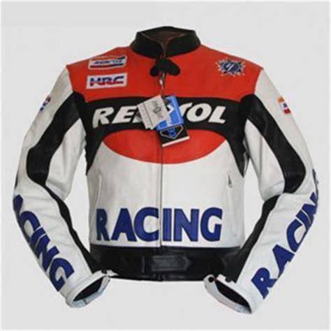 Honda Motorradjacke Repsol by Motorrad Jacke Motorradjacke Leder Honda Repsol Motogp