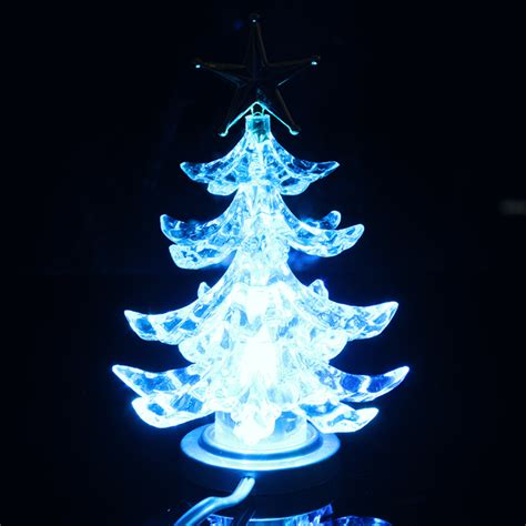 colour changing tree lights tree shape color changing usb led light