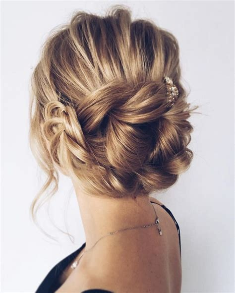 Wedding Hair With A Braid by Wedding Updos With Braids Modern Take On Braids Updos